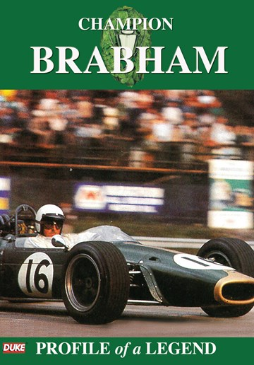 Champion Series - Jack Brabham | VFS Motor Racing Videos